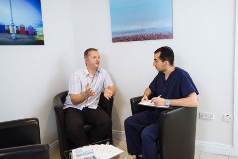 dental consultation west sussex