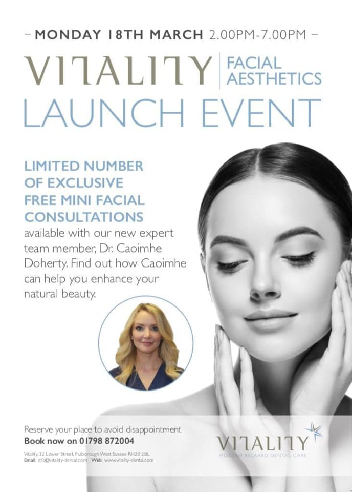 Limited number of exclusive FREE mini facial consultations